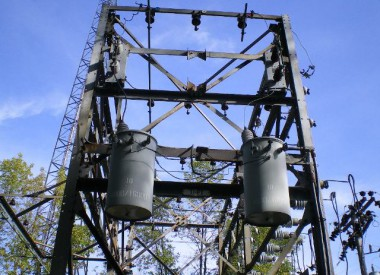 Substation Tower & Transformer Recycling